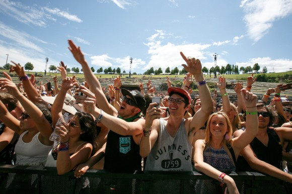 Photo credit Sasquatch Music Festival