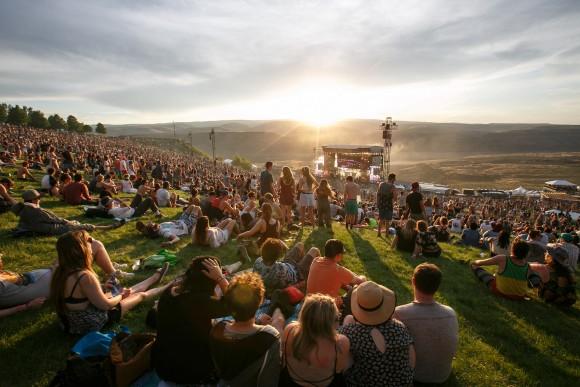 Photo credit Sasquatch Music Festival