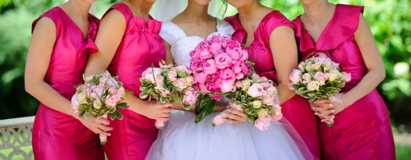 How to budget for a bridal party. Photo copyright Karen Grigoryan on fotolia