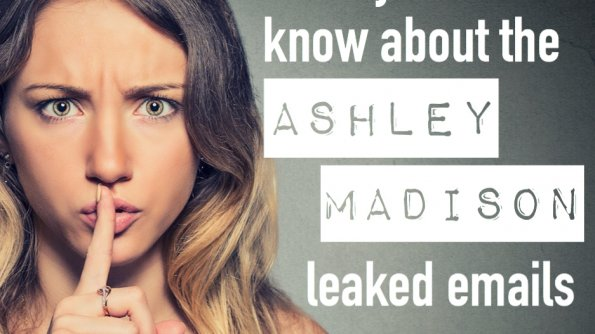 What you don't know about the Ashley Madison leaked emails. Original photo by pathdoc on Fotolia.