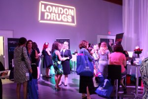 The London Drugs #LDBEauty Event was held in Vancouver in June 2015.
