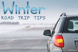 Tips for winter road trips. Original image by Dusan Kostic on fotolia