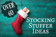 Over 60 Stocking Stuffer Ideas