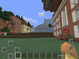 Screen shot of Diamond Dash for MCPE