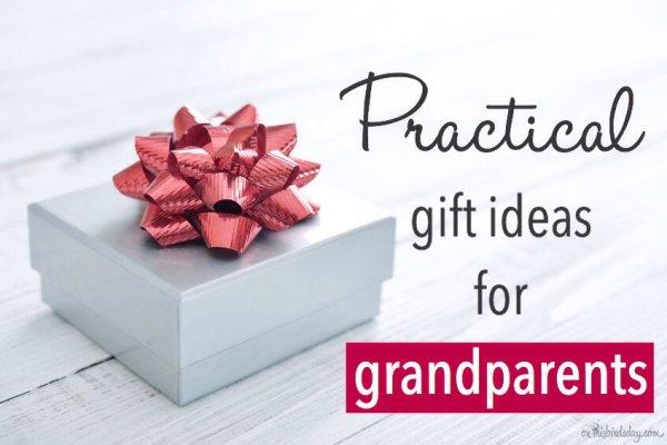 Practical gift ideas for grandparents. Original photo tashka2000 on fotolia