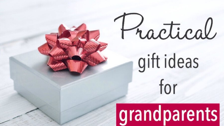 Practical gift ideas for grandparents. Original photo tashka2000 on fotolia