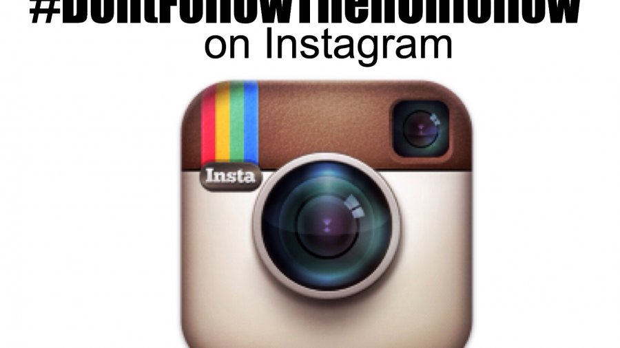 Don't Follow Then Unfollow on Instagram