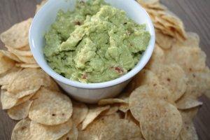 Recipe for guacamole