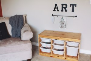 CIL Ask An Expert Room Makeover Craft Area