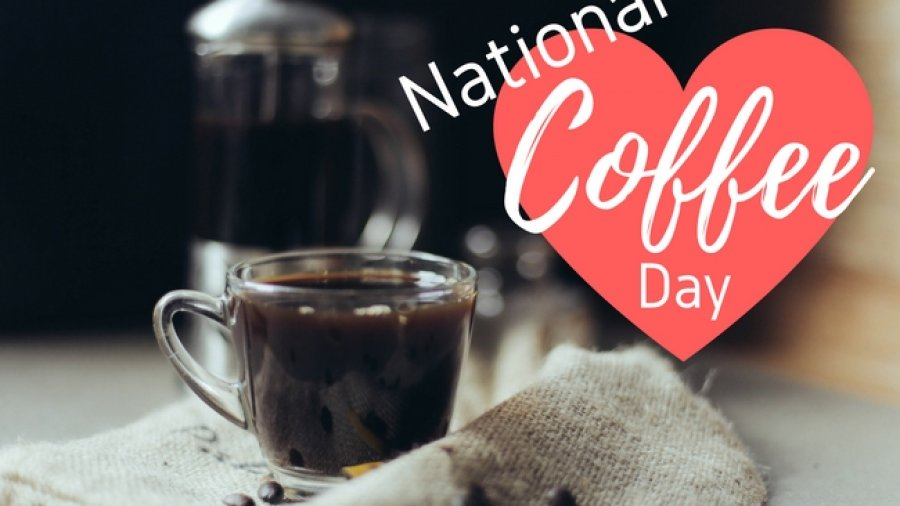 Happy National Coffee Day