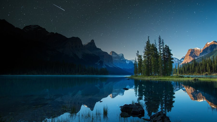 The Jasper Dark Sky Festival is going on NOW