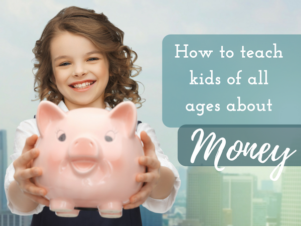 teach kids about money