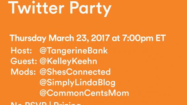 #BeFraudSmart Twitter Party on 03/23/2017 at 7:00 PM ET