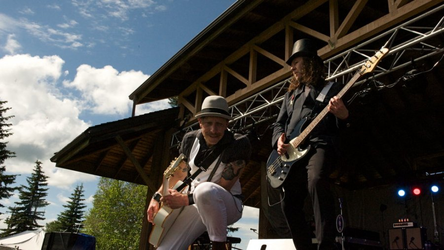 River Rats Festival: Athabasca, AB