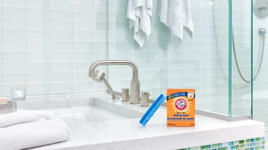 Over 100 uses for Arm & Hammer™ Baking Soda