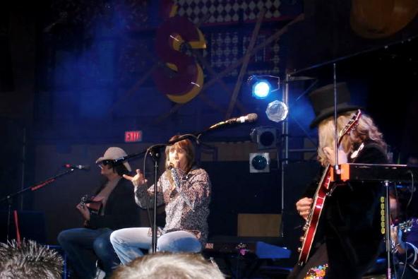 Tesla concert in Edmonton. Photo Sheri Landry