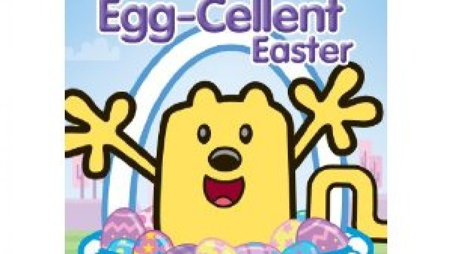 Wow! Wow! Wubbzy! Wubbzy's Egg-Cellent Easter DVD Feature & Giveaway (Closed)
