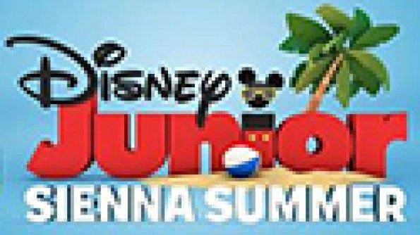 Disney Junior Sienna Summer Giveaway
