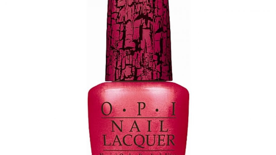 Limited Edition OPI Pink Shatter Nail Lacquer