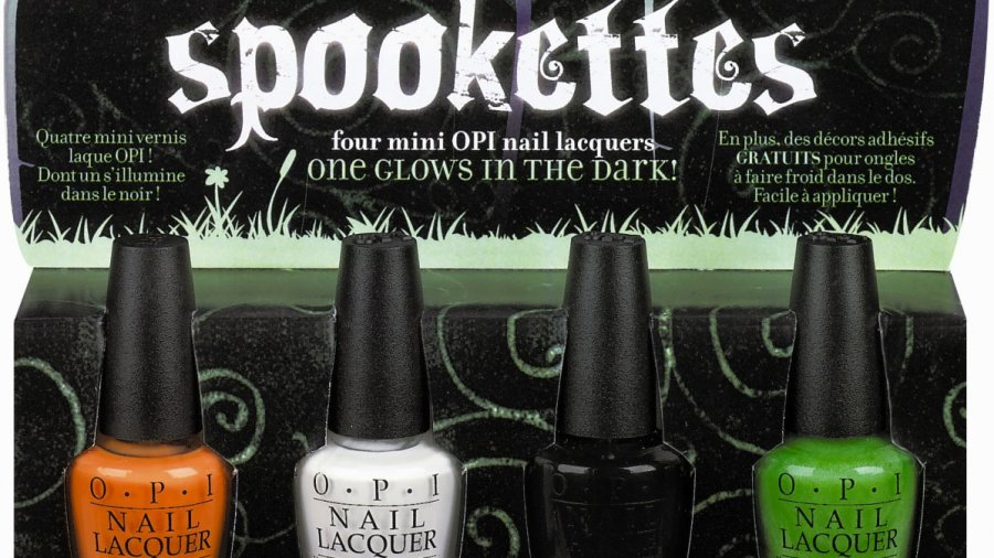 OPI Goes Spook-tac-ular This Halloween