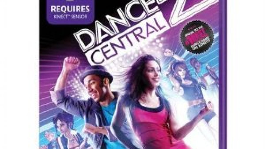Xbox 360, Kinect Sensor and Dance Central 2