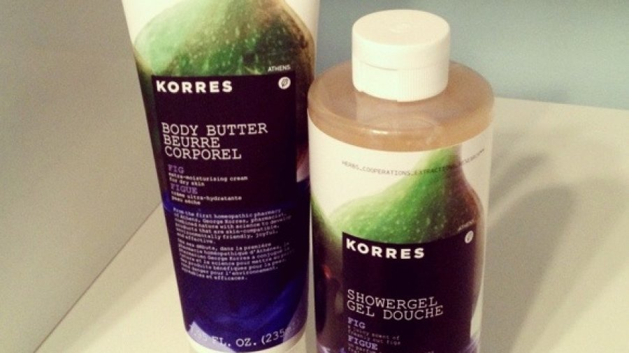 KORRES Fig Collection