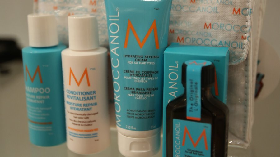 Moroccanoil at the TIFF Variety Interview Studio