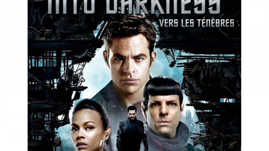 Star Trek: Into Darkness Now On BLU-RAY + DVD
