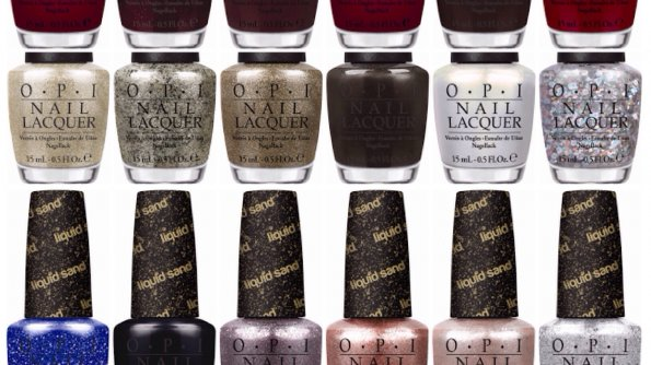 2013 OPI Holiday Sets and Limited Edition Lacquers