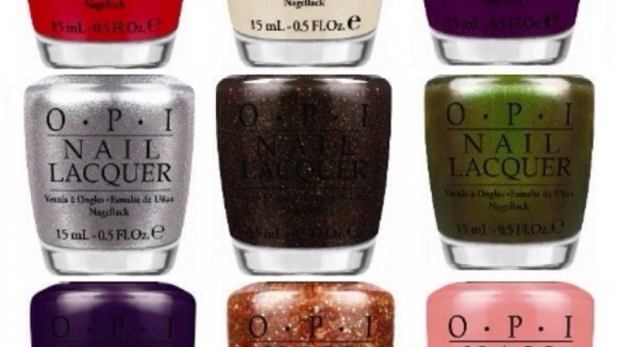 OPI Coca-Cola Nail Collection