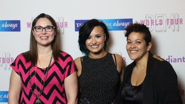 Demi Lovato World Tour in Edmonton