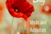 Ideas and activities for Remembrance Day