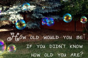 """How old would you be if you didn't know how old you are?"" Satchel Paige photo copyright Sheri Landry"