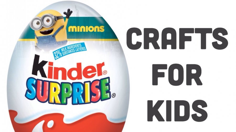 Minions crafts for Kids