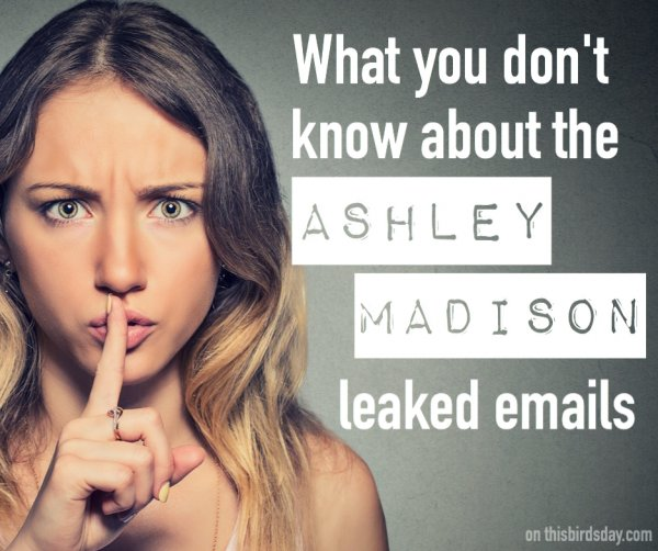 ashley madison emails