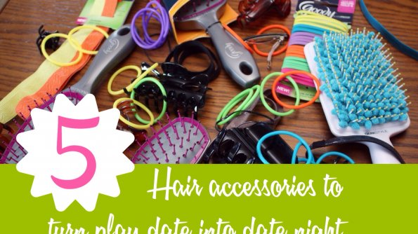 5 hair accessories to turn play date into date night