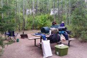 What I learned about camping culture