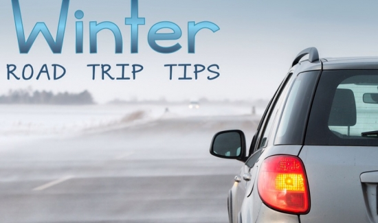 Tips for winter road trips