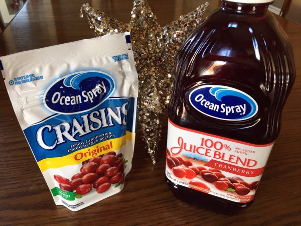 Ocean Spray for holiday entertaining