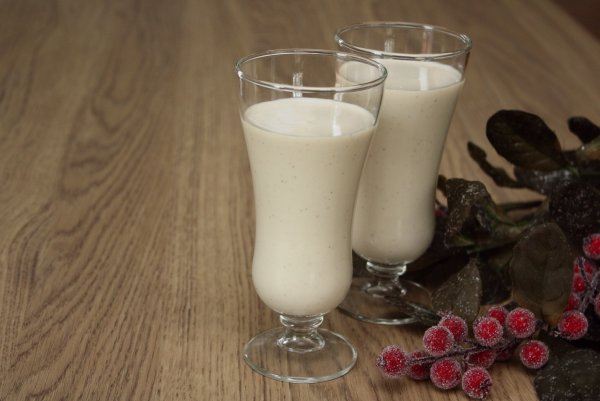 Holiday Eggnog Recipe