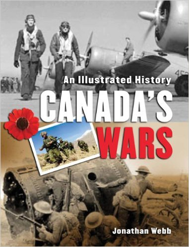 Remembrance_Day_Canada_Wars_Book
