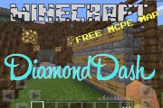 MCPE Map Download: Diamond Dash