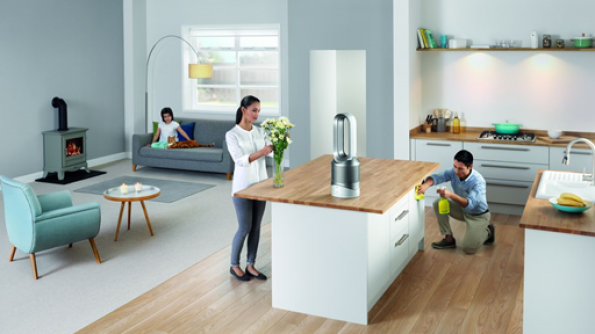 Take the Purifier Challenge with Dyson