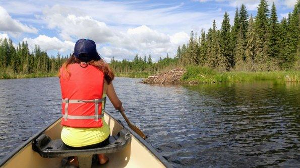 Ripple effect: Canoeing Lakeland Circuit builds bonds